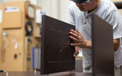 Want to save on custom office furniture? Seek in-house manufacturing.