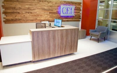 CEL's Jaw-Dropping, 16,000 Sq. Ft. Office Makeover