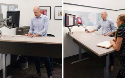 The Magic of the Sit-To-Stand Desk