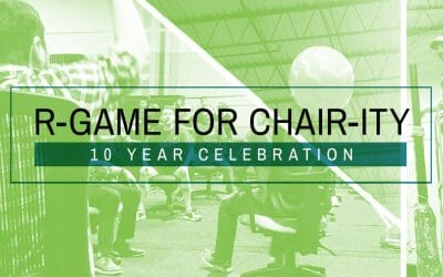 R-Game for Chair-ity Exceeds Expectations for Both Funds and Fun!