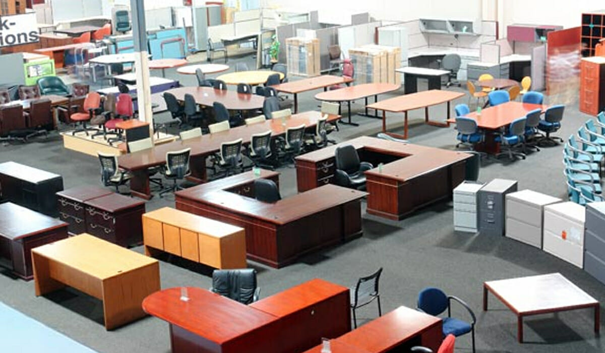 Where To Find Used Furniture used commercial office furniture chicago