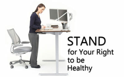 Stand for Your Right to be Healthy