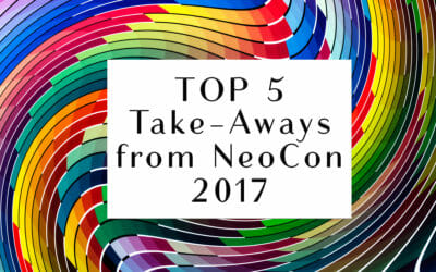 The ROI Top 5 from NeoCon 2017