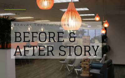 Azavar Technologies:  Before & After Story