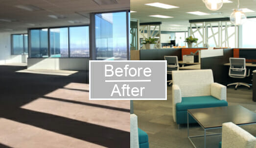 Interior design make your before after as amazing as these spaces contact us or stop in for some new office inspiration