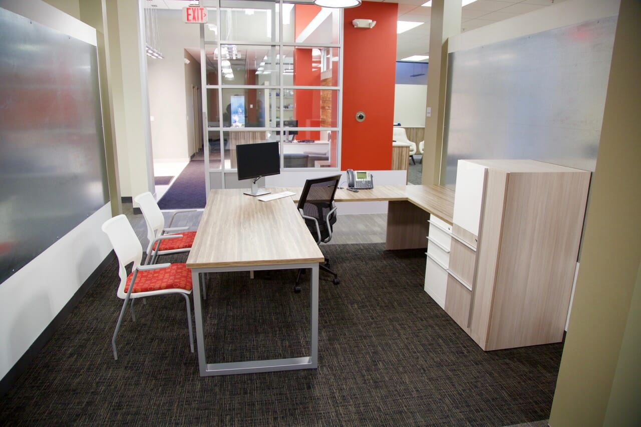 private office design manufacturing installation services chicago