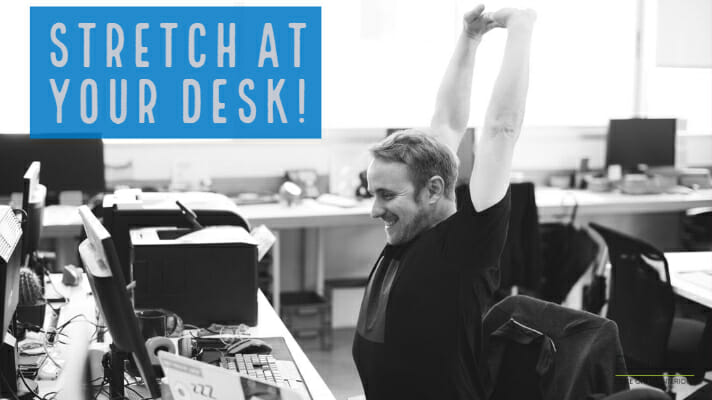 Work Day Stretches Rieke Office Interiors