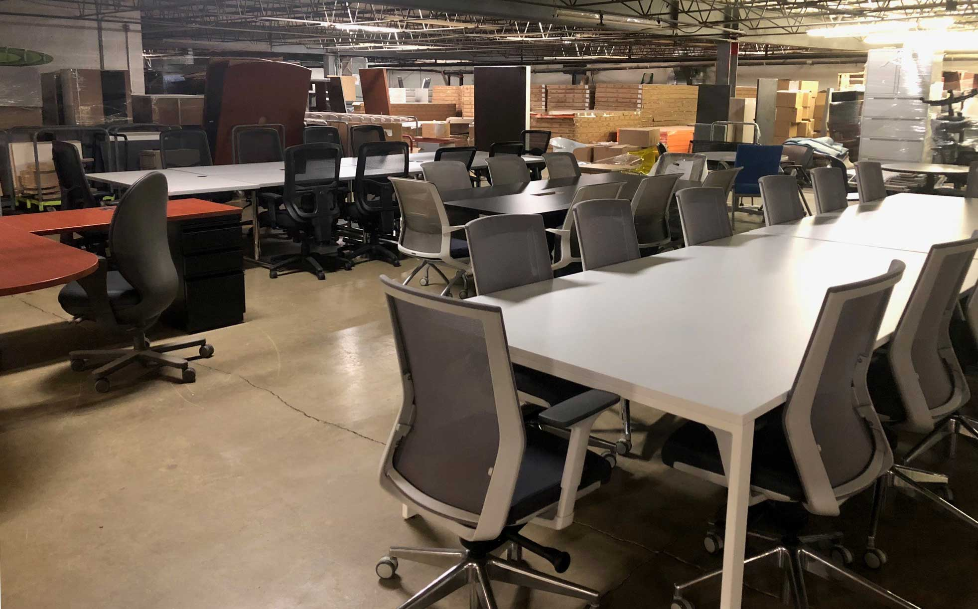 Used Office Furniture Rieke Office Interiors Chicago Il