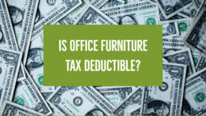 tax deductible office furniture