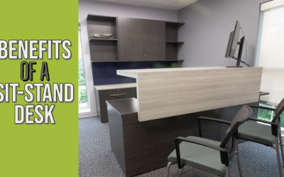 Benefits of a Sit-to-Stand Desk